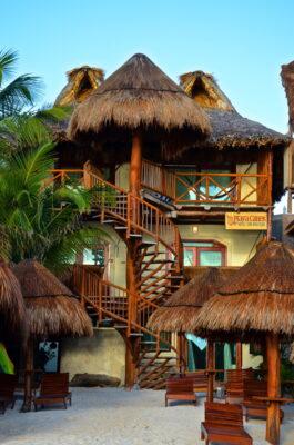 Hôtel Playa Canek à Tulum