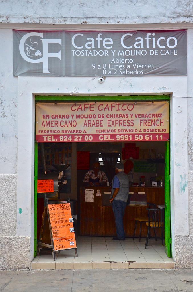 Café Cafico - Mérida