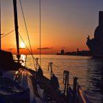 Coucher de soleil à Belém