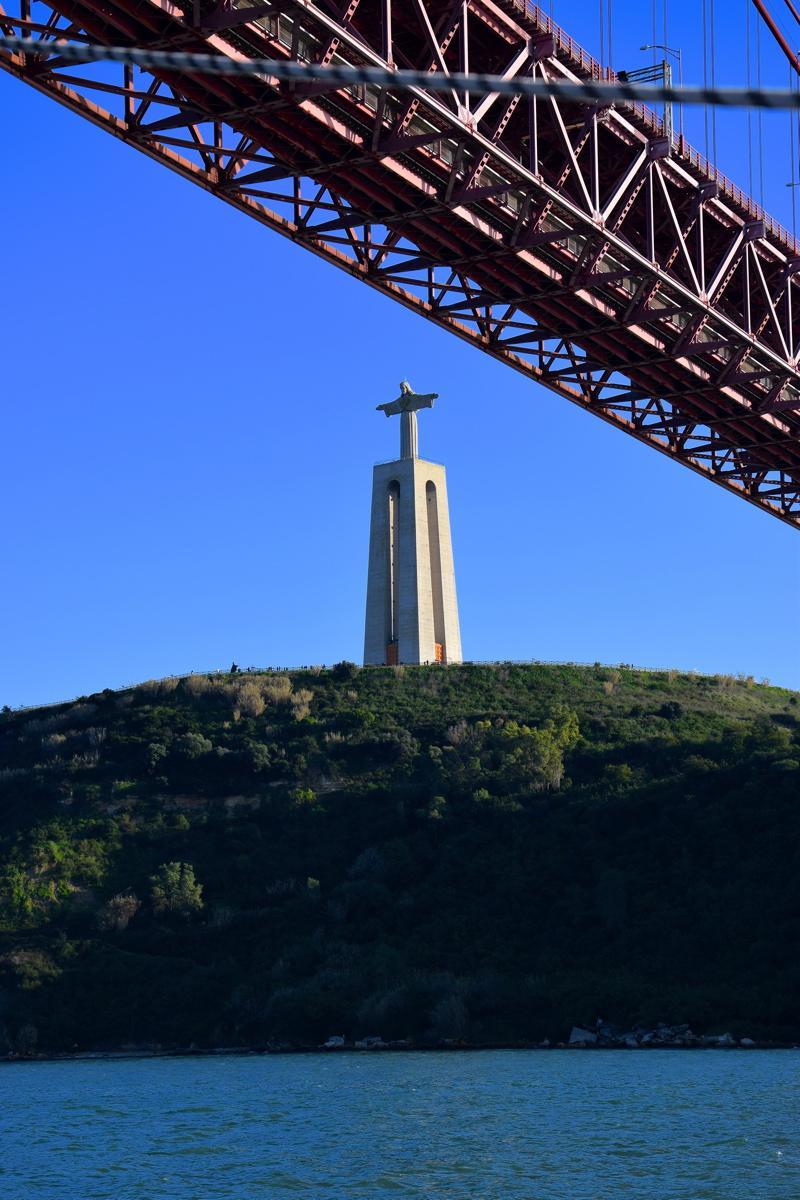 Cristo Rei à Lisbonne
