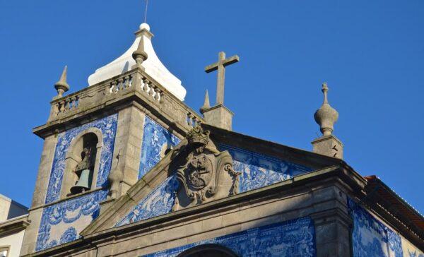 Porto et ses églises magnifiques