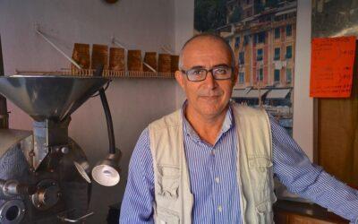 Federico Navarro, café Cafico à Mérida