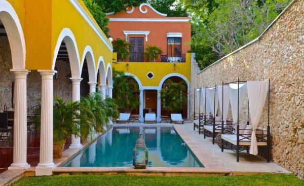 Hacienda Merida VIP, havre de calme en plein coeur de Mérida