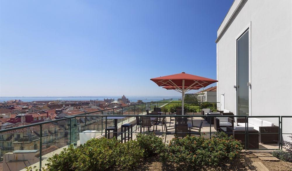 Hôtel do Chiado à Lisbonne