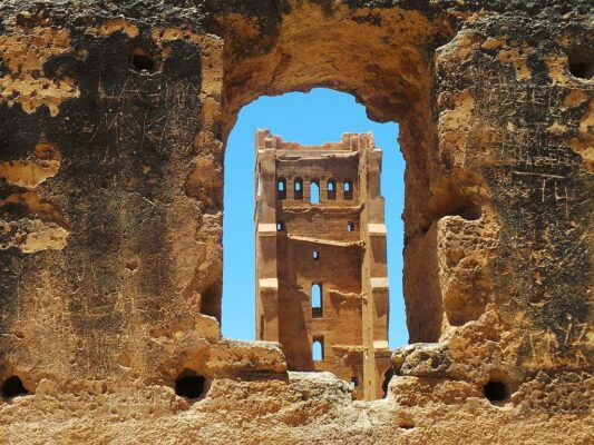 Site de Mansourah à Tlemcen