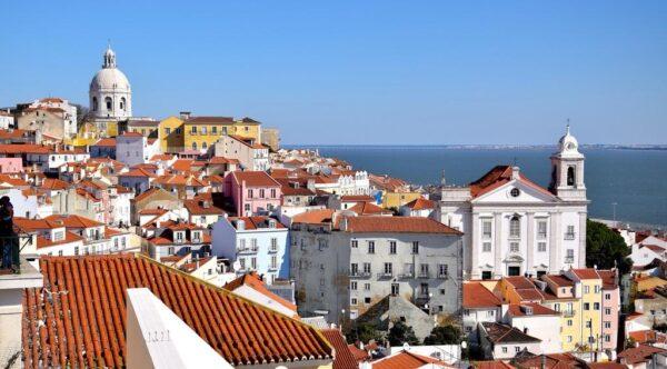 Miradouros à Lisbonne