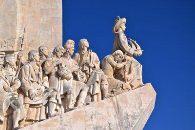 Monument des découvertes à Belém