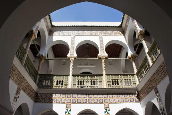 Palais des Raïs à Alger