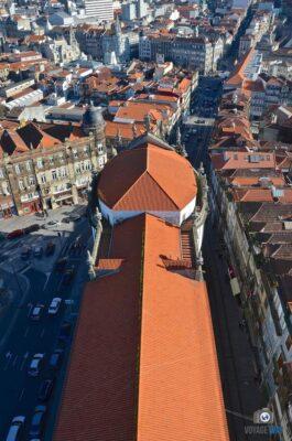 Panorama depuis la Torre dos Clérigos