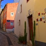 Ruelle de l'Alfama à Lisbonne