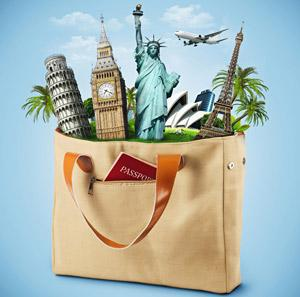 Shopping en voyage