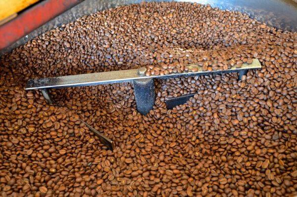 Torréfaction de café à Mérida au café Cafico