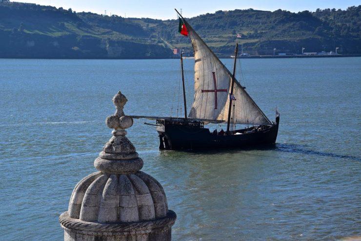 Vue depuis la tour de Belém