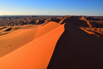 Dunes de Merzouga: erg Chebbi