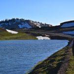 Fonte des neiges dans le Moyen Atlas