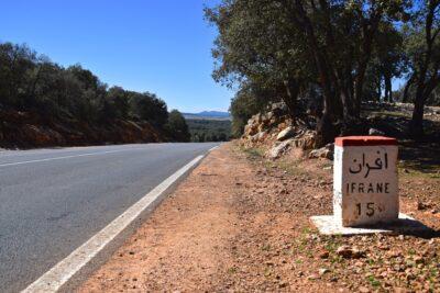 Roadtrip au Maroc dans le Moyen Atlas