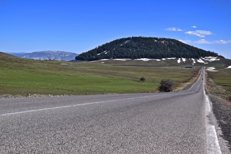Route du Moyen Atlas