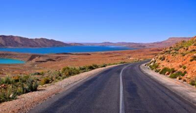 Sur les routes du Moyen Atlas