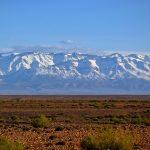 Sommets de l'Atlas au Maroc