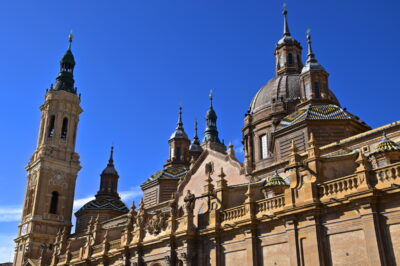 Basilique Notre-Dame du Pilier à Saragosse