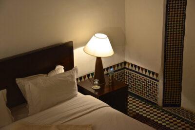 Chambre dans le riad Azahra