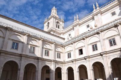 Monastère Saint Vincent de Fora à Lisbonne