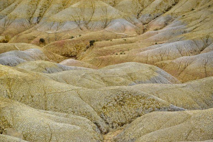 Dans les Bardenas Reales, un air de Death Valley
