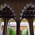 Palais de l'Aljaferia à Saragosse