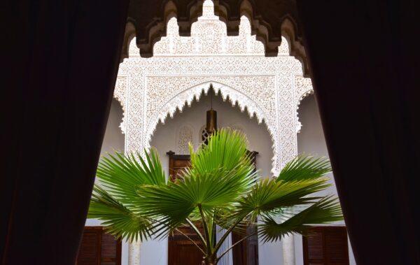 Riad Azahra, un riad contemporain dans la médina de Rabat