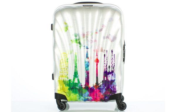 Test de la valise cabine Samsonite Cosmolite «Limited Edition»