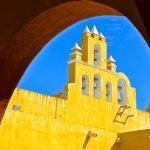 Arche & église à Campeche