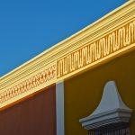 Architecture typique à Campeche