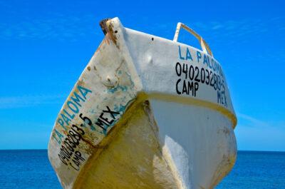 Bateau à Campeche