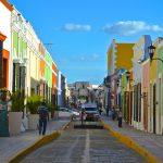 Campeche, ville de couleurs