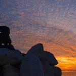 Sunset sur la Novia del Mar à Campeche