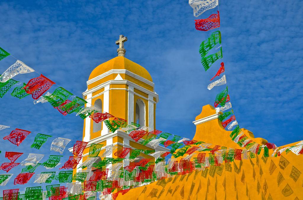 Eglise à Campeche
