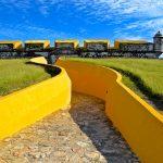 Un des forts de Campeche