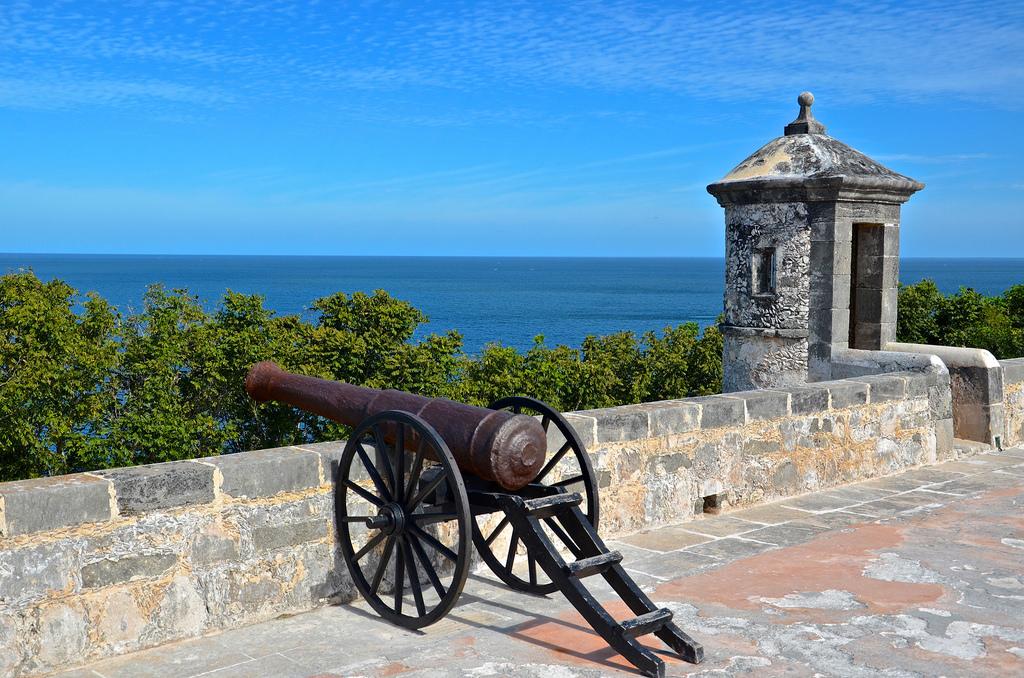 Panorama depuis l'un des forts de Campeche