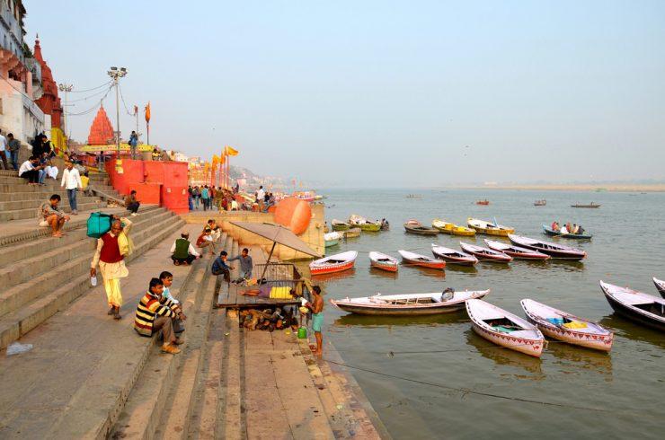 Ghats de Varanasi