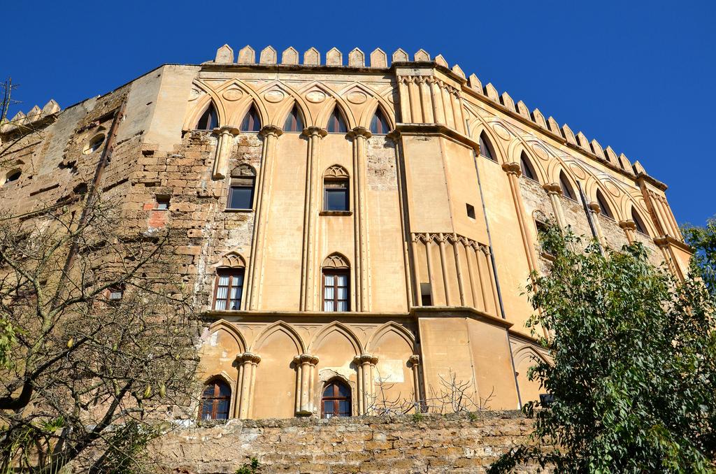 Palais des Normands à Palerme