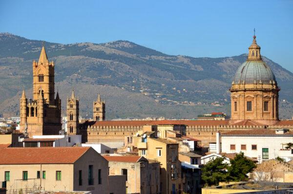 Panorama sur Palerme