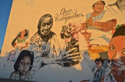 Street art à Campeche