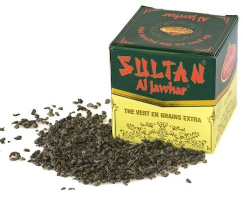 "Thé vert gunpowder ""Sultan"""