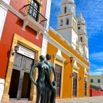 Zocalo de Campeche