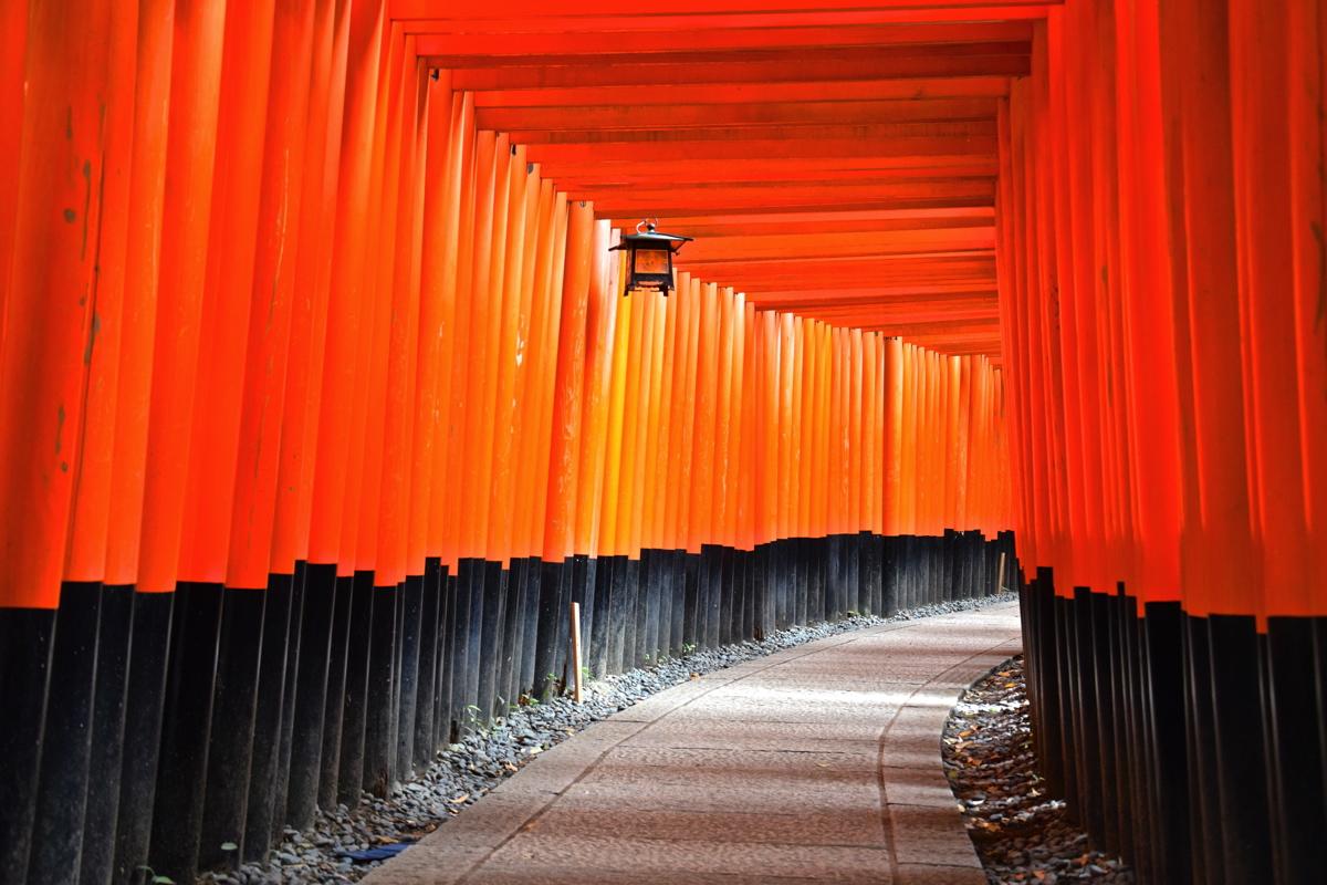 Fushimi Inari-taisha à Kyoto
