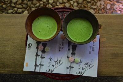 Matcha, thé vert au Japon