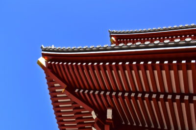 Temple Senso-ji à Asakusa, Tokyo