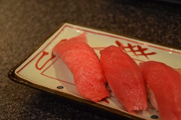 Sushi thon rouge