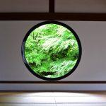 Intérieur d'un temple de Kyoto