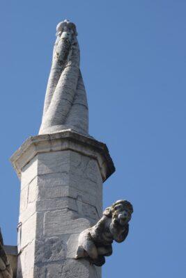 Gargouille de la  Capela de Sao Jeronimo